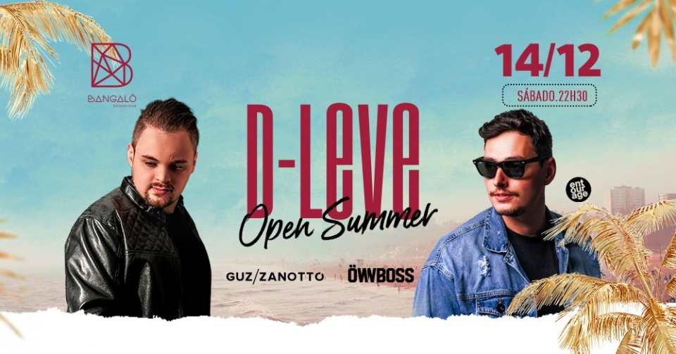 D-LEVE Open Summer